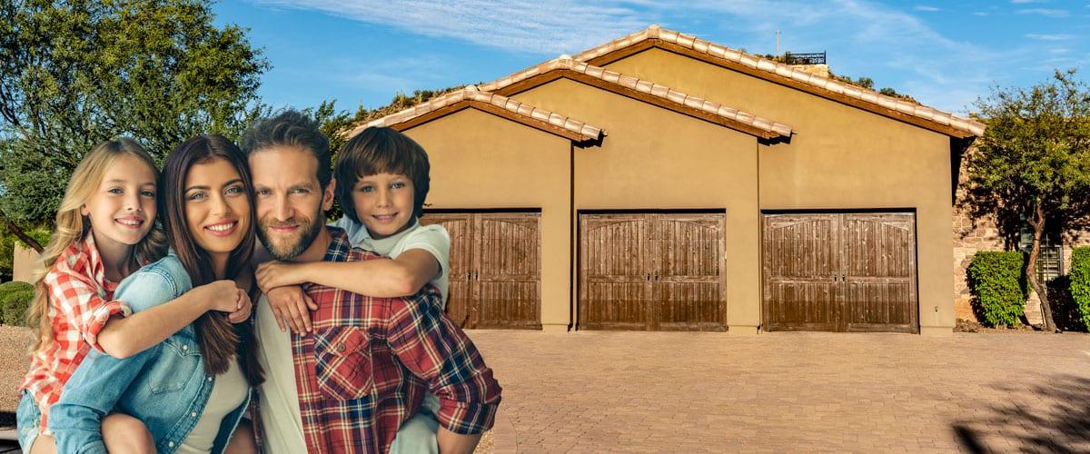 happy a1 Garage Door Service Albuquerque customers
